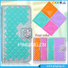 Shining Crystal Rhinestone Diamond Flip Stand Wallet Leather Bling Bling Case For Alcatel One Touch Pop 4