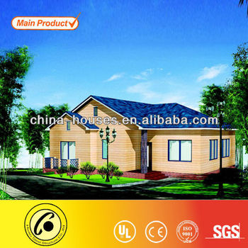 Luxury Prefabricated House/Villa