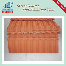 Metal Roof Tile Stone Coated Metal Roofing Shingles
