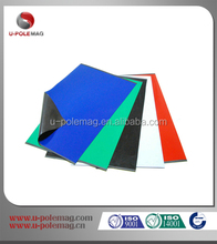 PVC coating soft isotropic rubber magnet