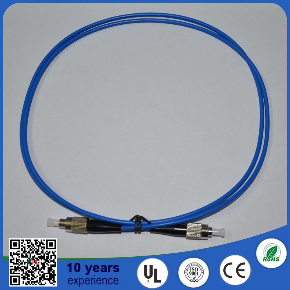 monomodo/multimodo patchcord fc/st/lc/sc fibra optica cable