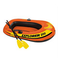 2018 Hot-sale Intex 58331 58332 Inflatable Raft Boat 200 300 Set Inflatable Fishing Boat