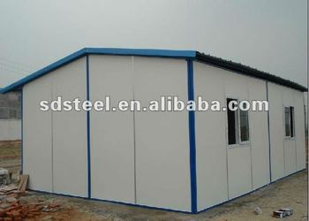 CE economic prefab modular house