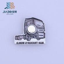 China factory direct hot sells company logo deisgn car metal badge