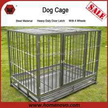 New Design For 2014 Hot Sales Commercial Heavy Duty Durable Iron Galvanized Metal Dog Cage