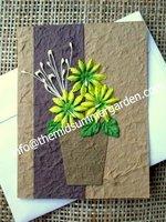 Handmade greeting card