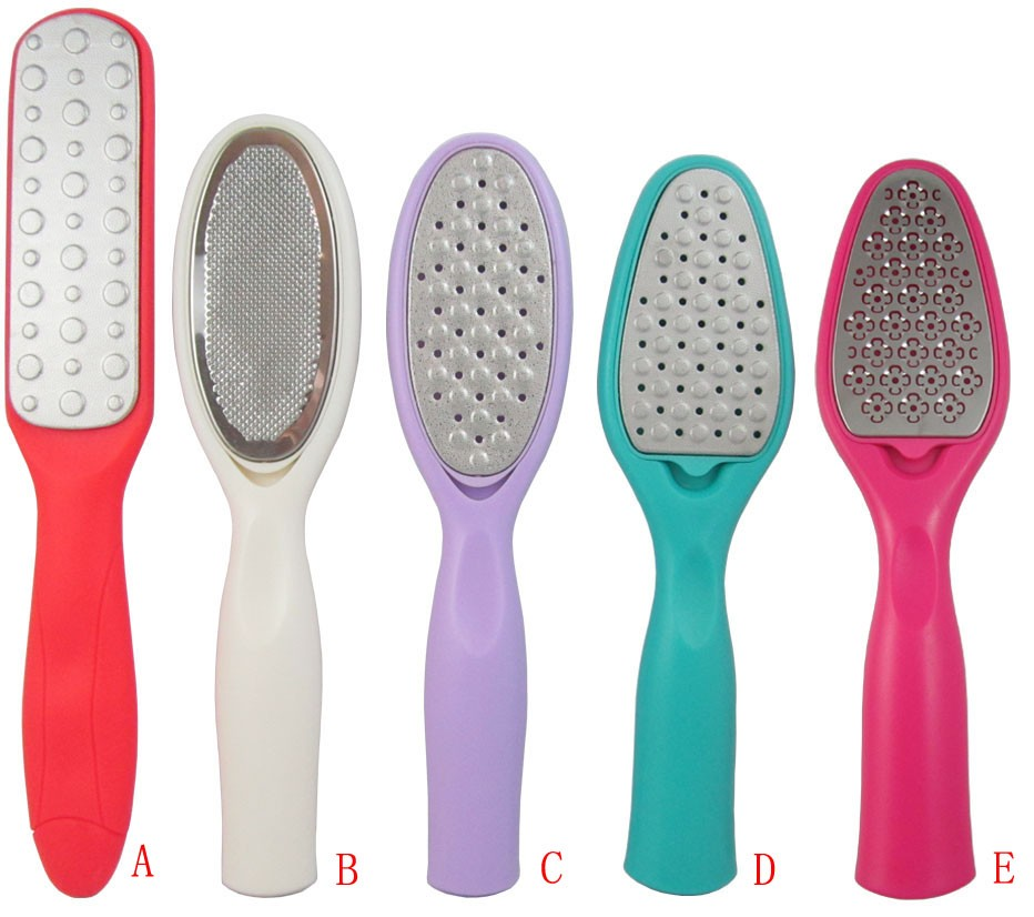 Stainless Steel Callus Remover Foot Nail File