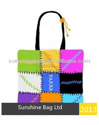 2013 hot selling Shopping bag with customized logo