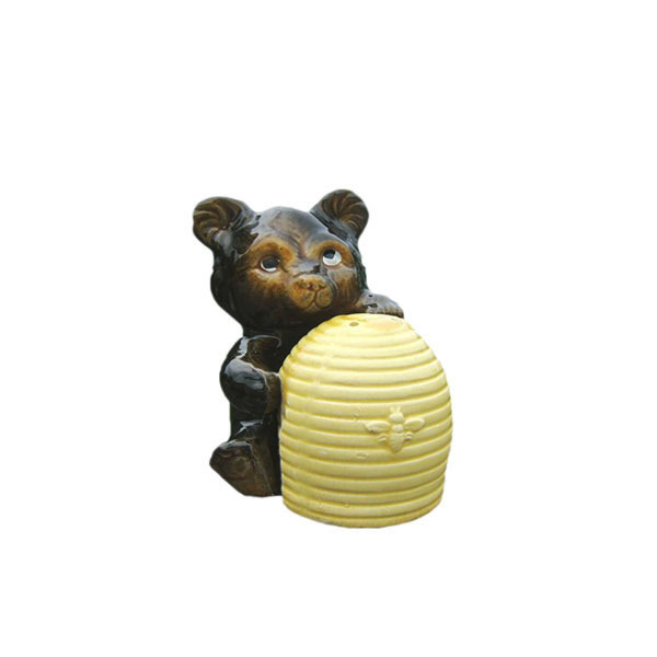 Cute bear with Bee hive box wholesale