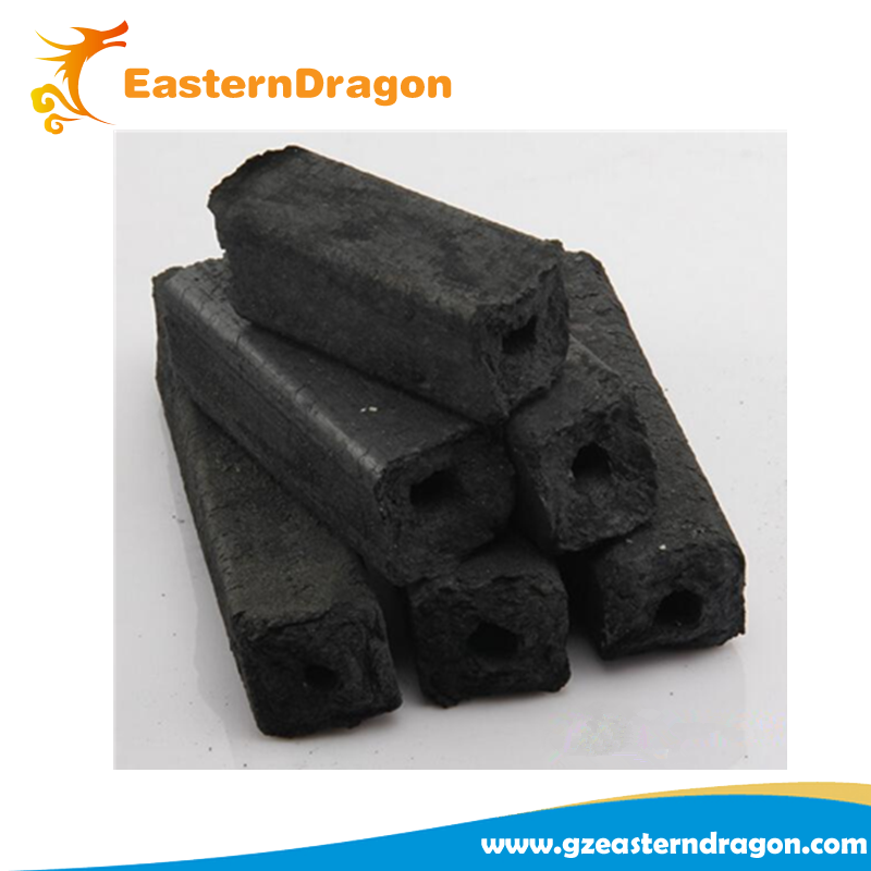 100% Natural barbecue charcoal with OEM packing