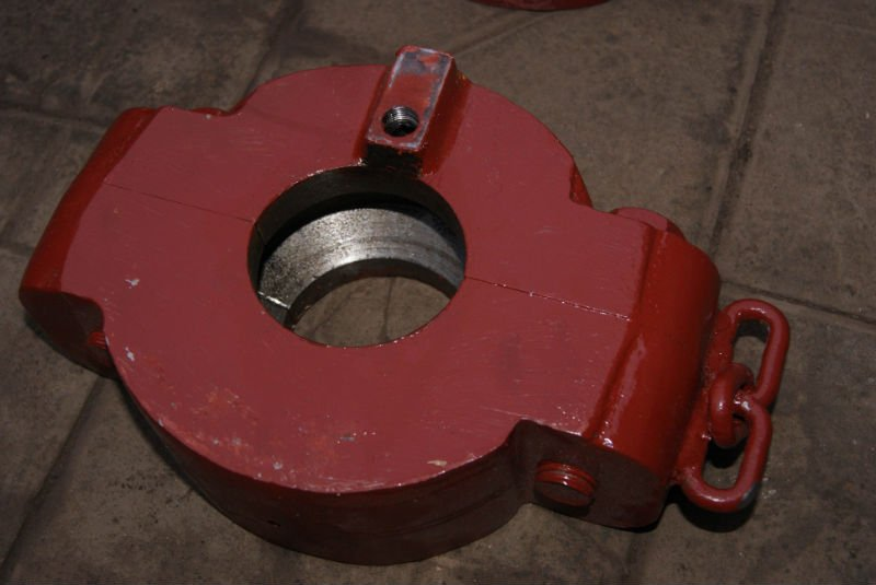 F800 Mud Pump Clamp For Well Drilling
