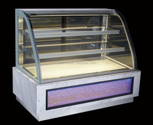 cheese refrigerator /chocolate refrigerator /used refrigerated display cases
