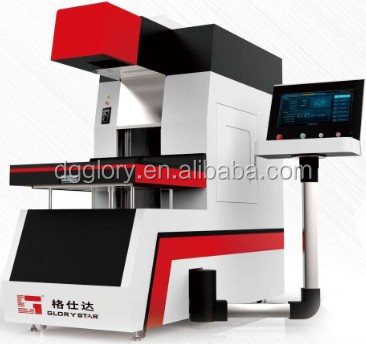 3 axis galvo scanner dynamic focus lens pre-scan 800*800mm denim/jeans laser marking/printing