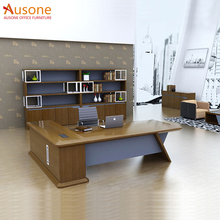 2018 Furniture Standard Dimension Laminated French Style MDF Office Furniture China