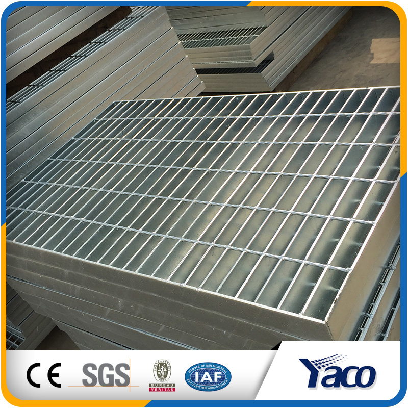 Hot Dipped Galvanized Steel Grating for Projects(13 years factory)