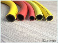 SBR blended rubber breathing air hose with smooth cover