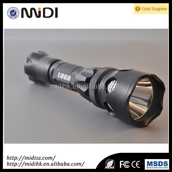 MIDIMDY-cre rq mechanically powered flashlight Wholesale From China Factory OEM