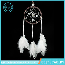 Wholesale Wedding Home Hanging Decorative Indian Feather Dream Catcher For Sale