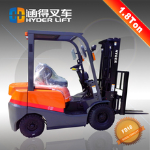forklift truck fuel filter1800kg Capacity Diesel Forklift Truck for sale