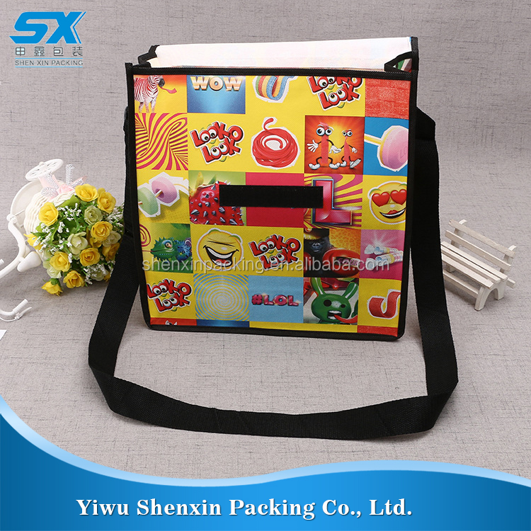 Top Quality Promotion laminated rpet non woven bag