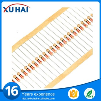 High quality 5k ohm resistor 151 resistor smd led strip metal film resistor