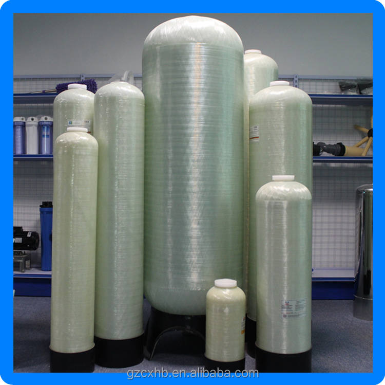 Chenxing FRP filter tank for sand filter, carbon filter and softener