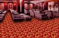 commercial Grade wool Cinema carpet