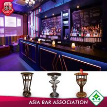 Lobby Table Design Hookah Lounge And Chairs Hotel Bar Counter