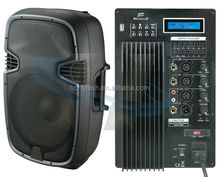 consumer electronic product/ professional home theater music system / active standing speaker with FM