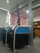 Medical Ce Q-Switched Nd Yag 755Nm Alexandrite Similar To Cynosure Laser Tattoo Hair Removal Machine