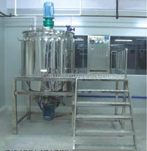 Guangzhou Desheng industry machinery and equipment toothpaste cream liquid Soap Making Machine / liquid chemical mixers
