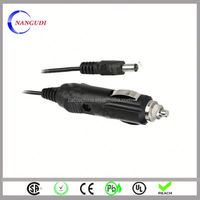 korean car market car cigarette lighter cable for car launcher