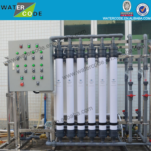 Package uf plant negative ion water filter