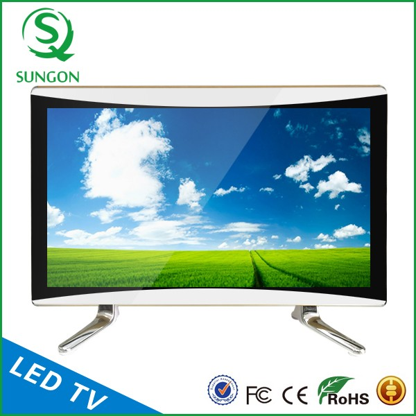2016 newest model 22 24 LCD/LED TV with refurbished panel
