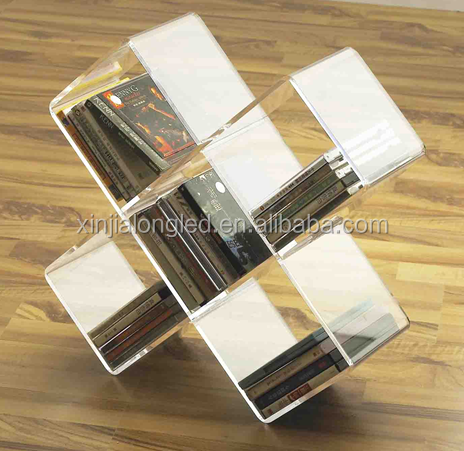 Modern and Elegant Lucite Monitor Display Stand Acrylic Screen Display Stand Perspex Monitor Display