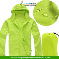 Bicycle Outdoor Sports RainCoat Waterproof Windproof Unisex Jacket