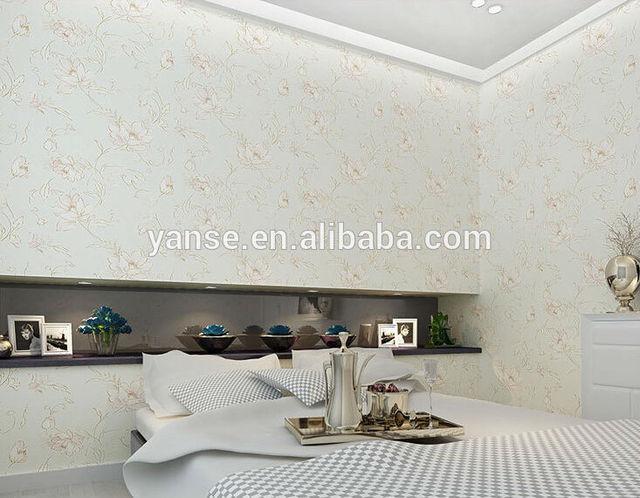 fiori carta da parati camera da letto di decorazione- in Carte da ...