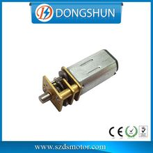 DS-12SSN30 5.5v 0.43kg.cm 3v dc gear motor for electric toothbrush