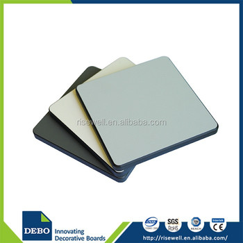 Chinese products wholesale waterproof  CDF compact laminate with a variety of colors