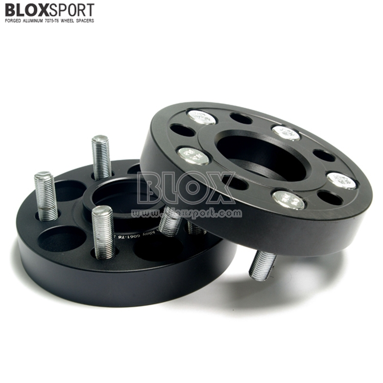 SGS Forged Aluminum PCD 5x100 Wheel Bore Spacers for Dodge Neon