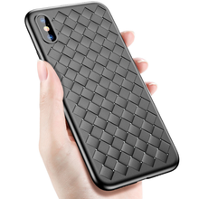 Luxury High Quality Mobile Phone Case for Xiaomi A1/5X Redmi 4a/5a/Note 3/ Tpu Woven Pattern