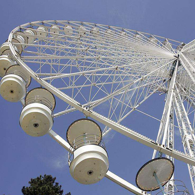 100m  Observation Amusement Park family   rides   Ferris Wheel   manufacturers