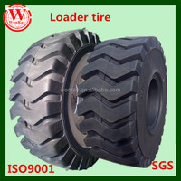 Cost effective puncture proof solid rubber wheel loader tire 23.5-25 with good price