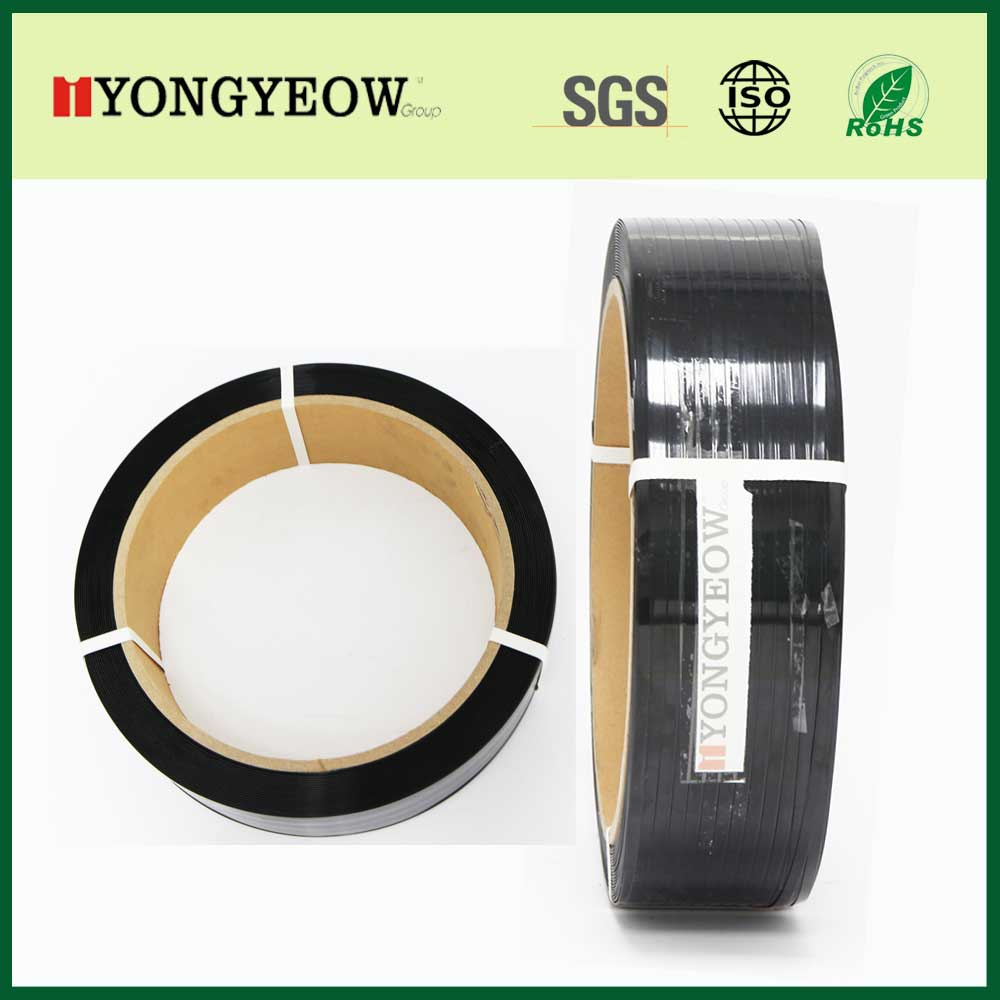 12060 plastic strap black green PET strapping band