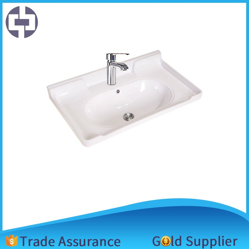 New promotion sanitary ware art basin toilet sink with good quality
