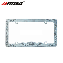Professional Custom Printed custom license plate frame