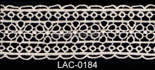 Crochet stretch lace,cord cotton guipure embroidery lace