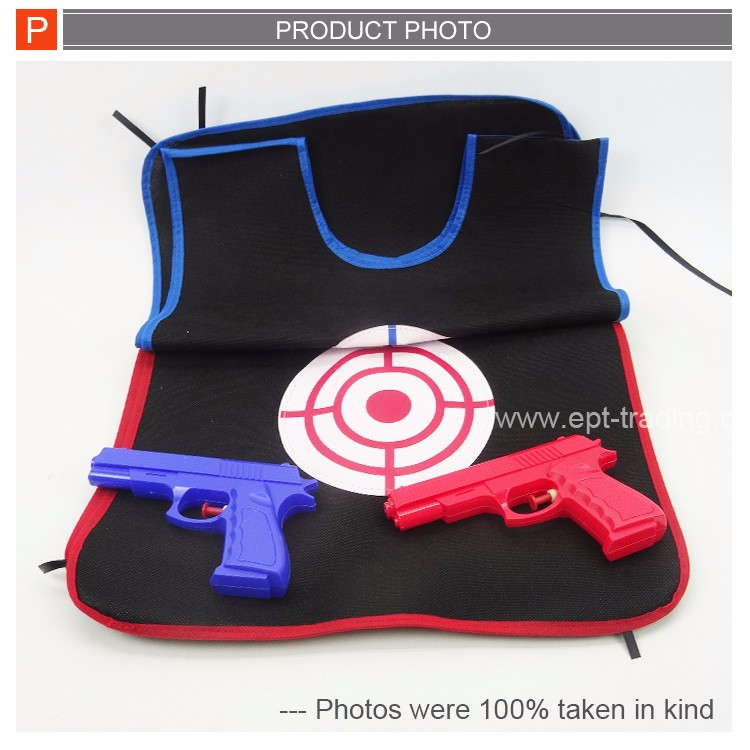 Water Bullet Tactical Color Vest CS Field Adult Clothes Water Gun Shooting Game- Proof Vests Water Guns Toy Gun Vest Protection
