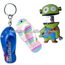 High heel shoe keychain for shoe clips decoration