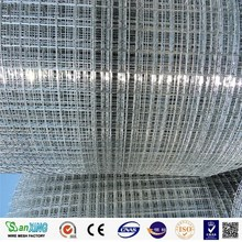 hot dipped electro cage galvanized welded wire mesh from anping sanxing wire mesh factory china